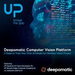 Deepomatic Computer Vision Platform - Free Trial License