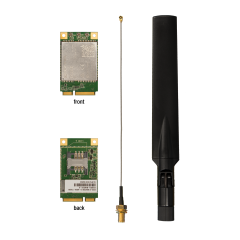 mPCIe LTE module kit  (EMEA only)